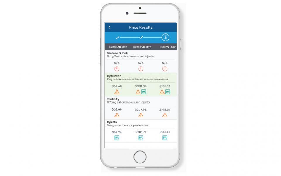 ScriptVision Physician app