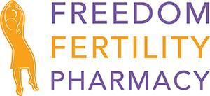 Logo for Freedom Fertility.