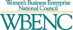 Logo for the Women's Business Enterprise National Council.